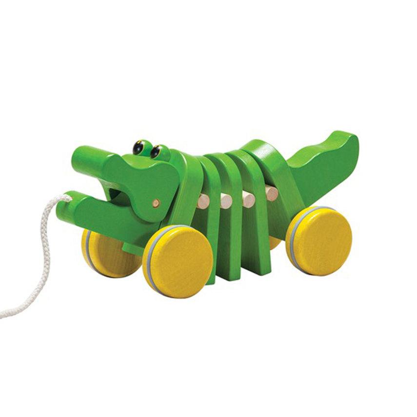 igračka za povlačenje krokodil