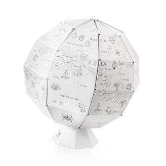 uradi sam igračka globus