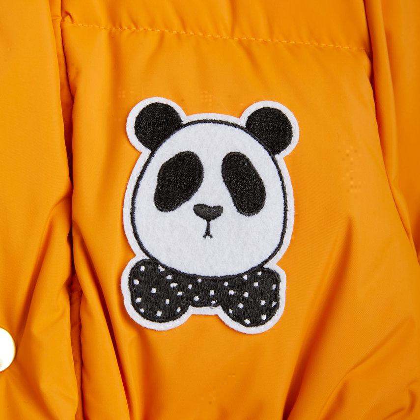 jakna panda detalj