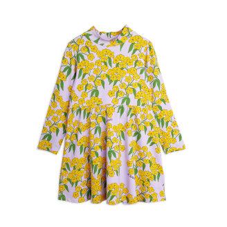 pamučna haljina alpsko cvijece