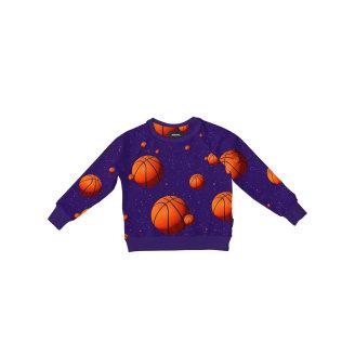 Gornji dio pidžame za djecu od organskog pamuka Basketball Stars