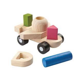 dječja igračka slagalica vozilo avion