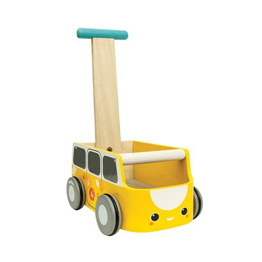 dječja igračka guralica autobus