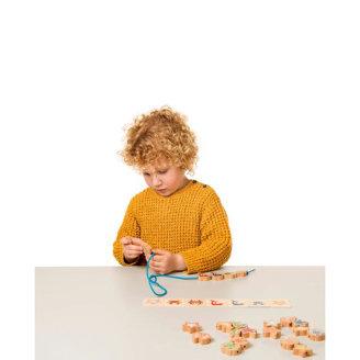 Didaktička igračka nizanje