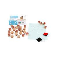 Didaktička igra pečati slova