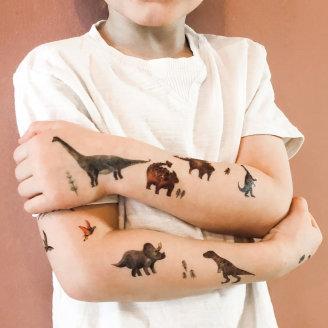 organske tetovaže za djecu
